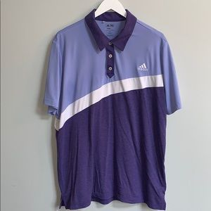 Adidas Climalite Men's Golf Shirt